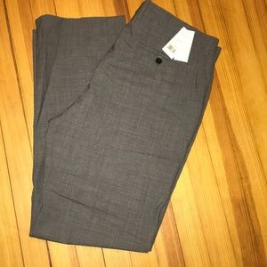 NWT Banana Republic Tailored Slim Fit Pant 36x34